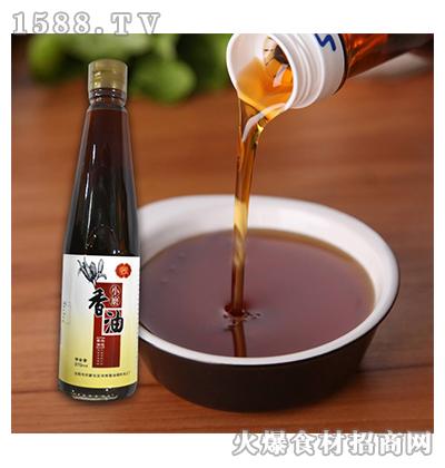 秀华小磨香油370ml