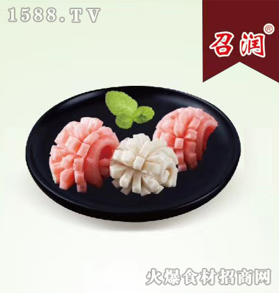 红(白)腰花肠2.5kg-召润