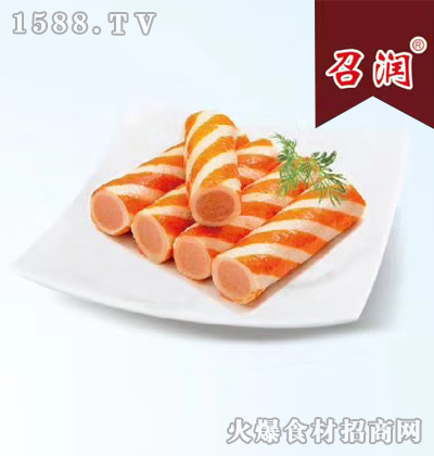 烤鱼棒2.5kg-召润