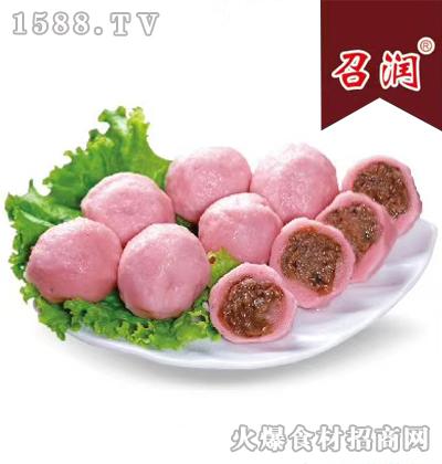 包心虾丸2.5kg-召润