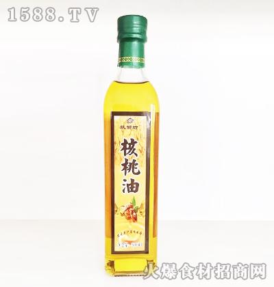 陕御坊核桃油500ml