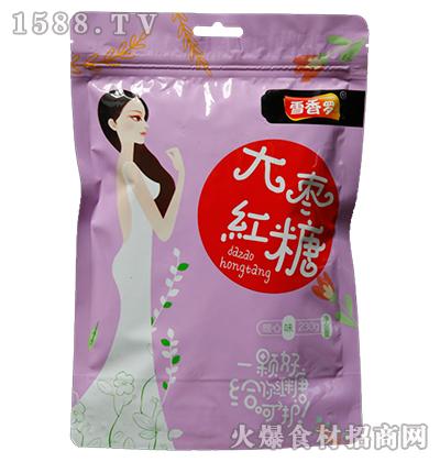 雪香罗大枣红糖230g