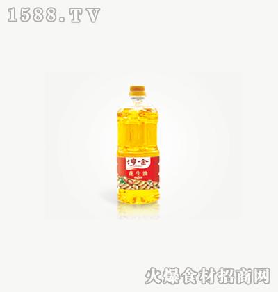 淳金花生油1.25L