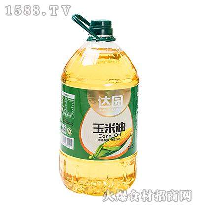 达园玉米油5L