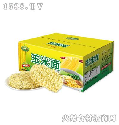 营丰玉米面-4kg