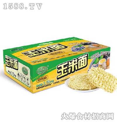 营丰玉米面4kg