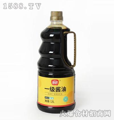 京吖一级酱油1.28L