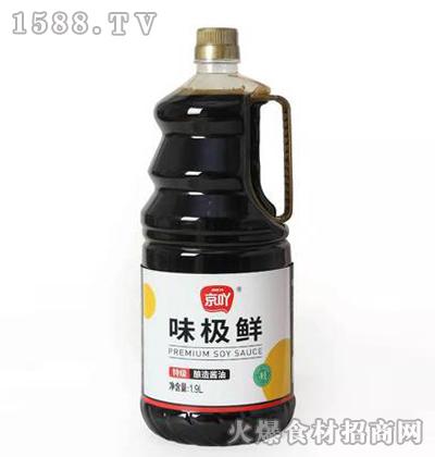 京吖味极鲜1.9L