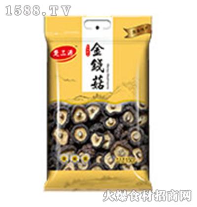 楚三源金钱菇150g