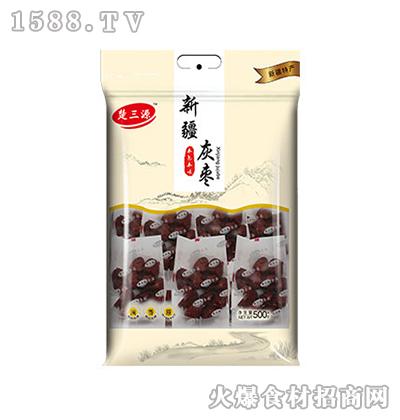 楚三源新疆灰枣500g