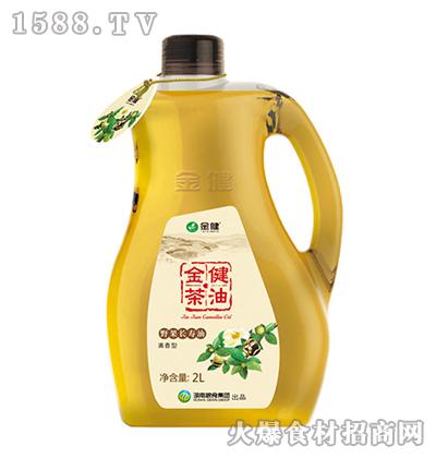 金健清香型野果长寿油2L