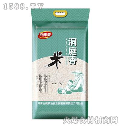 金健洞庭香米10kg