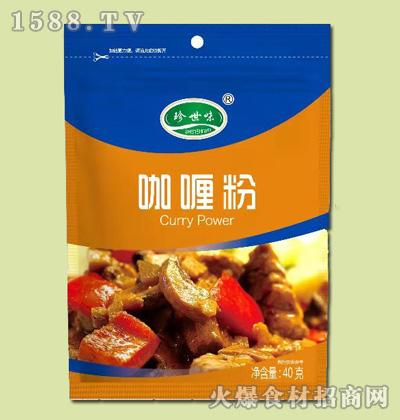 珍世味咖喱粉40克