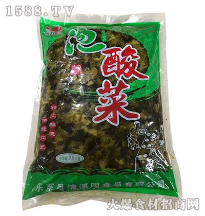 普照泡酸菜-2.5kg