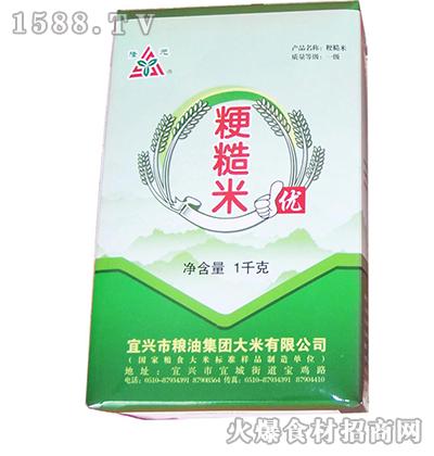 隆元粳糙米1kg