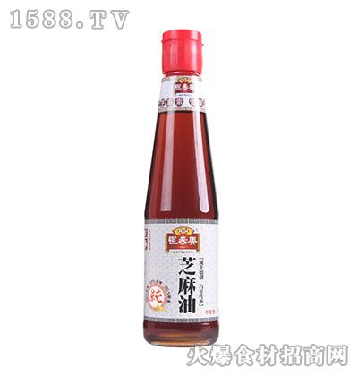 恒泰兴芝麻油406ml