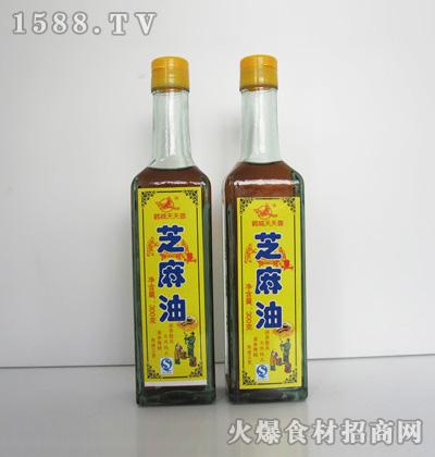 鹤城天天香芝麻油