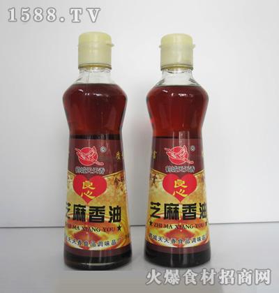 鹤城天天香-芝麻香油