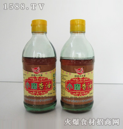 鹤城天天香-小磨香油