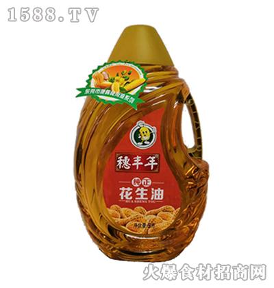 穗丰年花生油5L