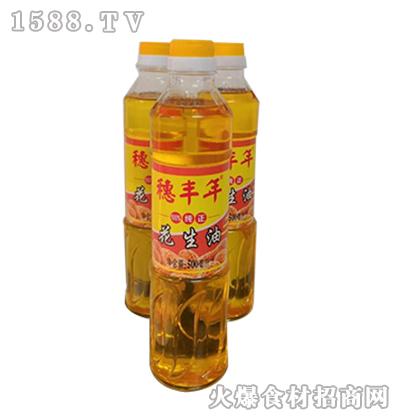 穗丰年花生油500ml