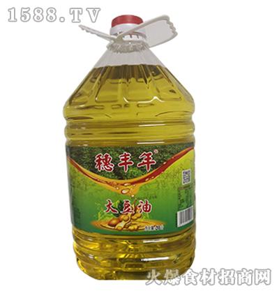 穗丰年大豆油20L