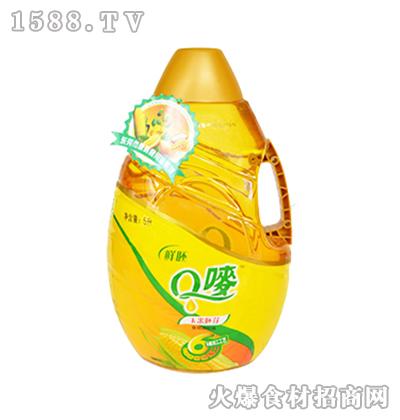 Q唛玉米胚芽调和油5L
