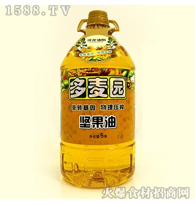 多麦园坚果油5L