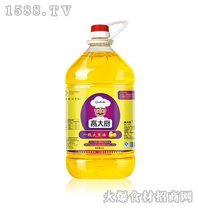 高大厨一级大豆油10L