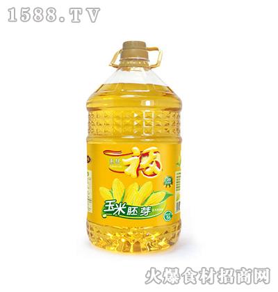 惠得福玉米胚芽油5L