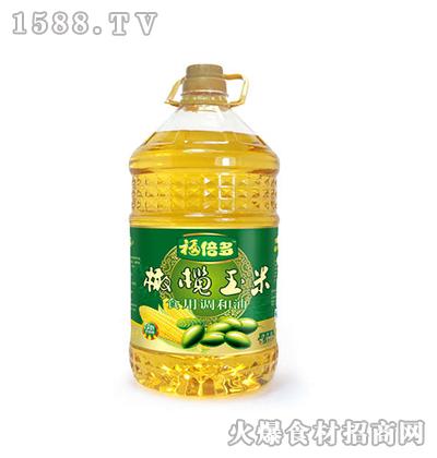 福倍多橄榄玉米食用调和油5L