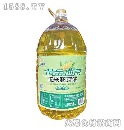 黄金地带玉米胚芽油10L