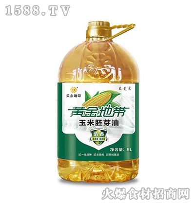 黄金地带-清香玉米胚芽油5L