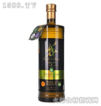 蓓琳娜PDO特级初榨橄榄油1L