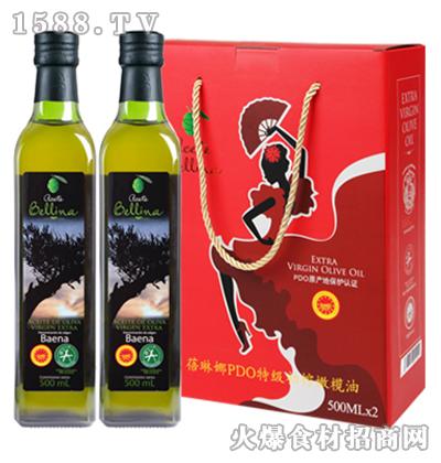 蓓琳娜PDO特级初榨橄榄油-500mL礼盒