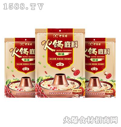 伊冠火锅底料(清汤)160克