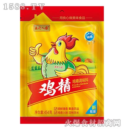 鼎轩人家鸡精调味料454克