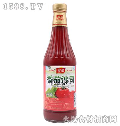 晋豪番茄沙司660g