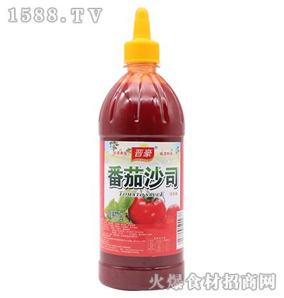 晋豪番茄沙司-660g