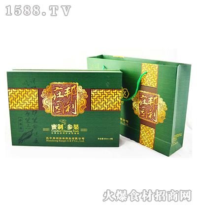 邦利庄园蜜制参果礼盒640ml