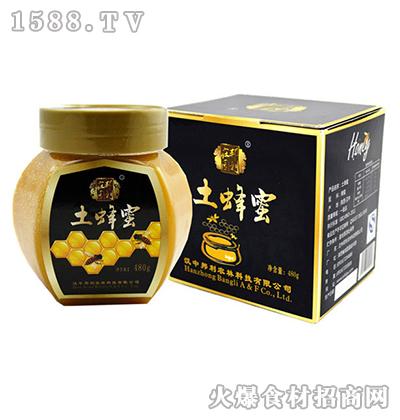 邦利庄园土蜂蜜480克
