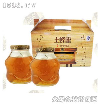 邦利庄园土蜂蜜礼盒-1300ml
