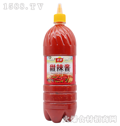 晋豪甜辣酱1.3kg