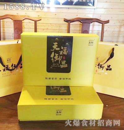 秦御天福御品茯茶礼盒