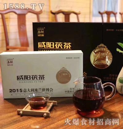 秦御咸阳茯茶