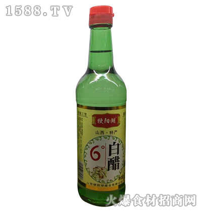 梗阳湖6度白醋420ml