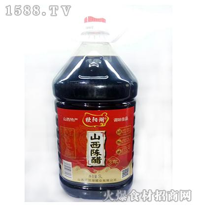 梗阳湖山西陈醋5L
