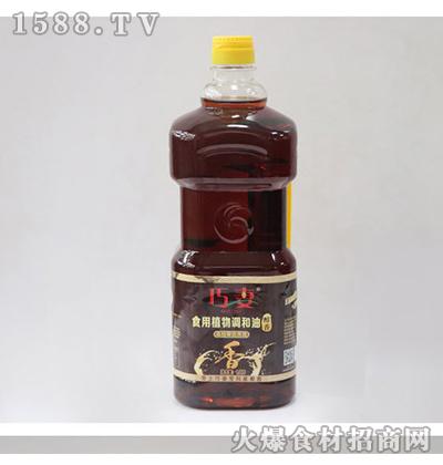 巧妻食用植物调和油1.8L