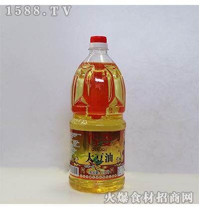 巧妻大豆油-1.5L