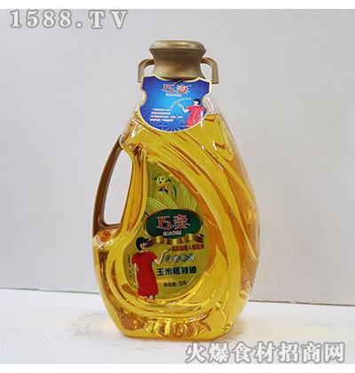 巧妻玉米胚芽油5L